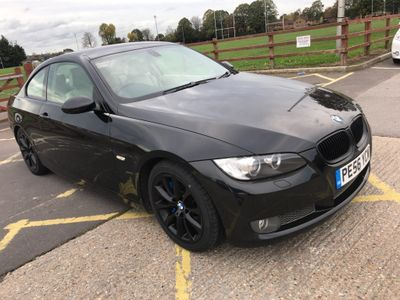 BMW 3 Series Coupe 3.0 335D SE Coupe Automatic