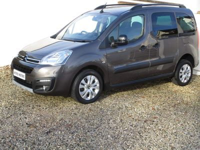 Citroen Berlingo MPV 1.6 BlueHDi XTR Multispace 5dr