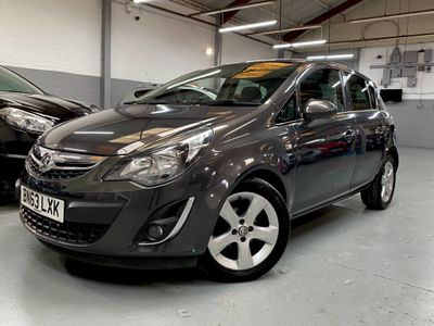 Vauxhall Corsa Hatchback 1.2 i ecoFLEX 16v SXi (s/s) 5dr (a/c)