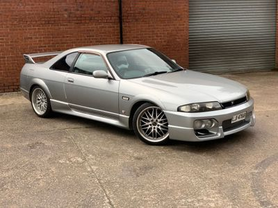 Nissan Skyline Coupe