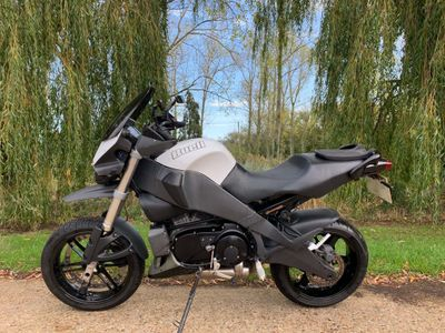 Buell Ulysses Unlisted