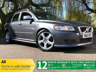 Volvo V50 Estate 1.6 D2 R-Design 5dr