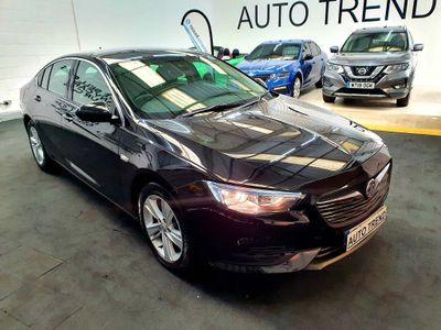 Vauxhall Insignia Hatchback 1.6 Turbo D ecoTEC Tech Line Nav Grand Sport (s/s) 5dr