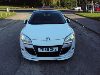 Renault Megane Coupe 1.9 dCi Privilege 3dr