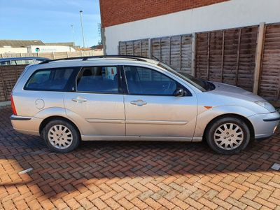 Ford Focus Estate 1.6 i 16v Ghia 5dr