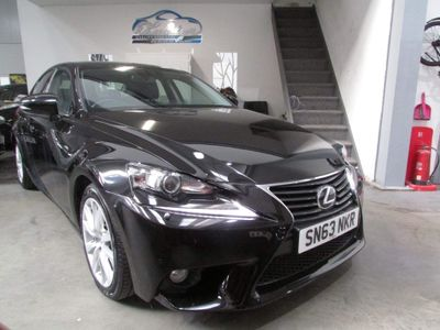 Lexus IS 250 Saloon 2.5 Luxury 4dr