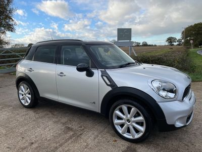 MINI Countryman SUV 2.0 Cooper SD (Chili) ALL4 5dr