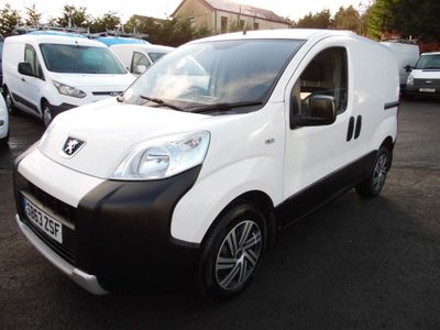 Peugeot Bipper Panel Van 1.3 HDi S ATV Panel Van 3dr