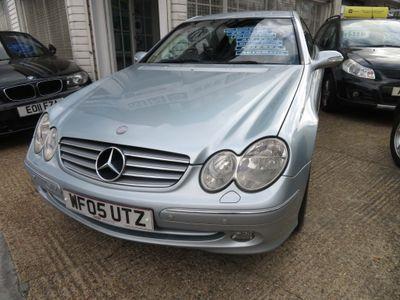Mercedes-Benz CLK Coupe 2.7 CLK270 CDI Elegance 2dr