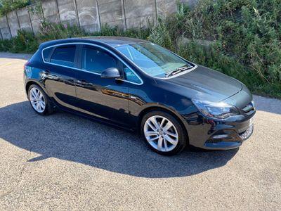Vauxhall Astra Hatchback 1.6i Tech Line GT 5dr