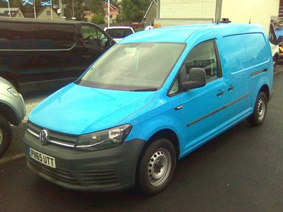 Volkswagen Caddy Maxi Panel Van 2.0 TDI C20 BlueMotion Tech Startline 5dr
