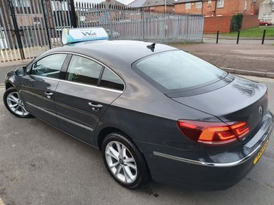 Volkswagen CC Saloon 2.0 TDI BlueMotion Tech CC 4dr