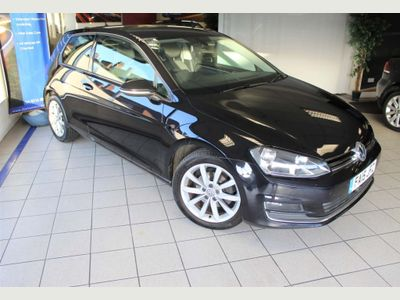 Volkswagen Golf Hatchback 2.0 TDI BlueMotion Tech GT (s/s) 3dr