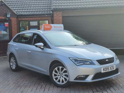 SEAT Leon Estate 2.0 TDI SE (Tech Pack) ST (s/s) 5dr