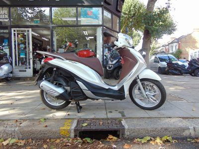 Piaggio Medley 125 Scooter 125 S