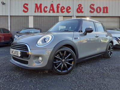MINI Hatch Hatchback 1.5 Cooper D Steptronic (s/s) 5dr