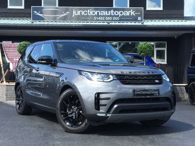 Land Rover Discovery Other 3.0 TD V6 HSE Auto 4WD EU6 (s/s) 5dr