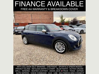 MINI Clubman Estate 1.5 Cooper (s/s) 6dr