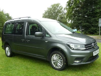 Volkswagen Caddy Maxi Life MPV 2.0 TDI BlueMotion Tech EU6 (s/s) 5dr