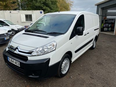 Citroen Dispatch Panel Van 2.0 HDi 1200 L2H1 Panel Van 5dr