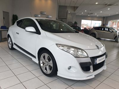 Renault Megane Coupe 1.6 World Series 3dr