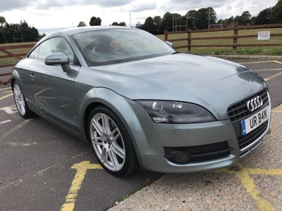 Audi TT Coupe 2.0 TFSI Exclusive Line Coupe 2dr Petrol Manual (183 g/km, 197 bhp)