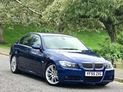BMW 3 Series Saloon 3.0 330i M Sport 4dr