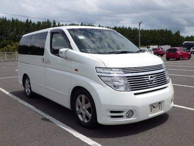 Nissan Elgrand MPV Highway Star Navi Edition 3.5 Petrol
