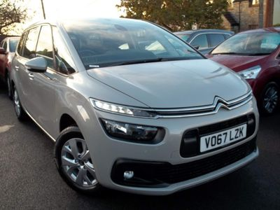 Citroen Grand C4 Picasso MPV 1.6 BlueHDi Touch Edition (s/s) 5dr