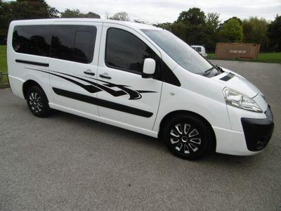 Peugeot Expert Tepee MPV 2.0 HDi Leisure L2 5dr (5/6 seats)