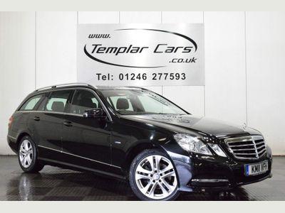 Mercedes-Benz E Class Estate 1.8 E200 BlueEFFICIENCY Avantgarde 7G-Tronic Plus (s/s) 5dr
