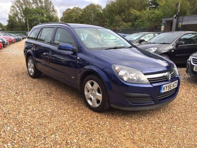 Vauxhall Astra Estate 1.4 i 16v Club 5dr