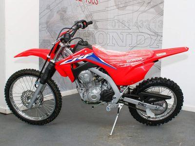 Honda CRF125F Motocrosser 125