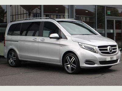 Mercedes-Benz V Class MPV 2.2 V250d Sport G-Tronic+ EU6 (s/s) 5dr 7 Seat