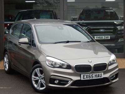 BMW 2 Series Active Tourer MPV 1.5 218i Luxury Active Tourer Auto (s/s) 5dr