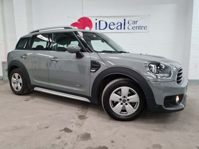 MINI Countryman SUV 2.0 Cooper D Auto ALL4 (s/s) 5dr