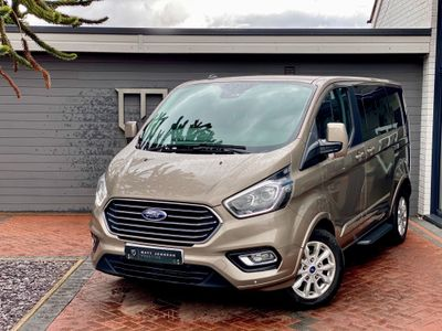 Ford Transit Custom Other 2.0 310 EcoBlue Sport DCIV L1 H1 EU6 6dr (6 Seat)