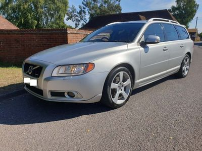 Volvo V70 Estate 2.0 D3 R-Design Geartronic 5dr
