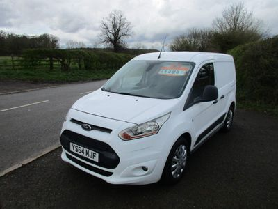 Ford Transit Connect Panel Van 1.6 TDCi 200 Trend L1 4dr