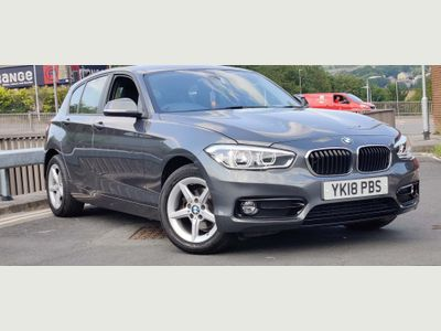 BMW 1 Series Hatchback 1.5 116d SE Business Sports Hatch Auto (s/s) 5dr