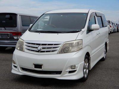 Toyota Alphard MPV 3.0 MS Premium