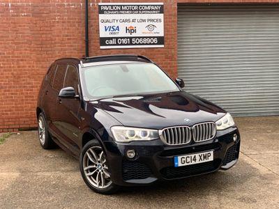 BMW X3 SUV 3.0 35d M Sport xDrive 5dr