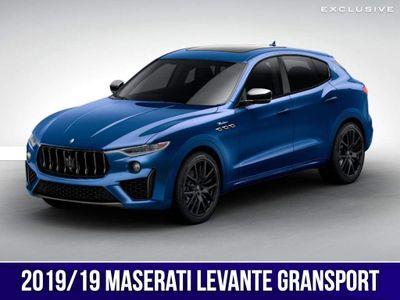 Maserati Levante SUV 3.0 V6 GranSport Nerissimo ZF 4WD (s/s) 5dr