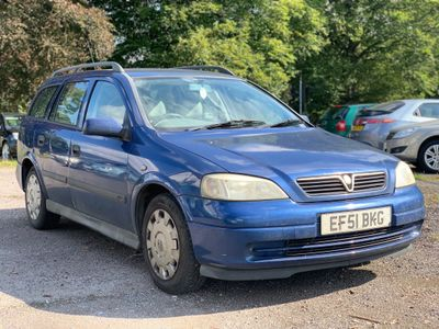 Vauxhall Astra Estate 1.6 i Club 5dr (a/c)
