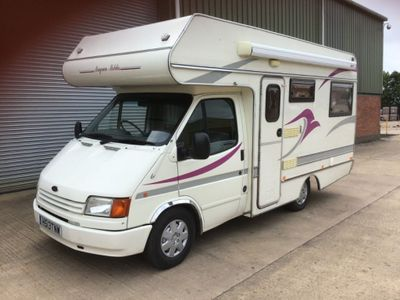 Ford TRANSIT 120 POP CH 5S Van Conversion