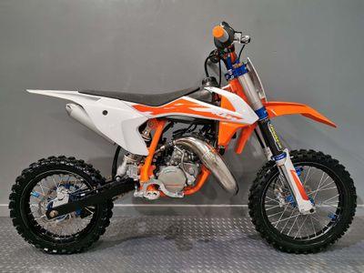 KTM SX Motocrosser 50 SX