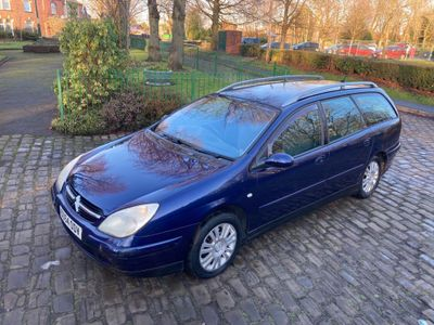 Citroen C5 Estate 2.0 HDi VTR 5dr