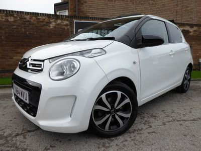 Citroen C1 Convertible 1.2 PureTech Flair Airscape 5dr
