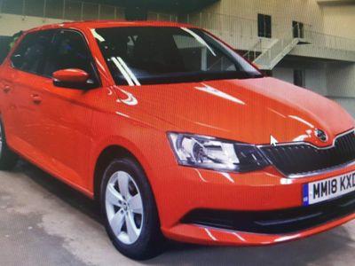 SKODA Fabia Hatchback 1.0 TSI SE DSG (s/s) 5dr