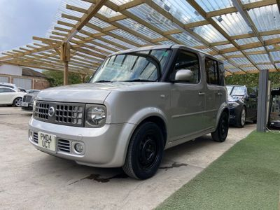 Nissan Cubic Unlisted